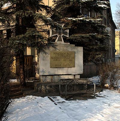 War Memorial Ruda Slaska