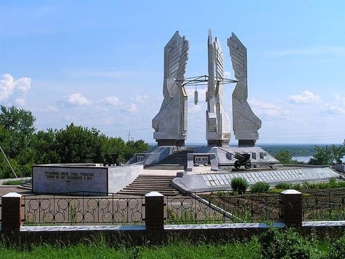 Victory Memorial Karakulino