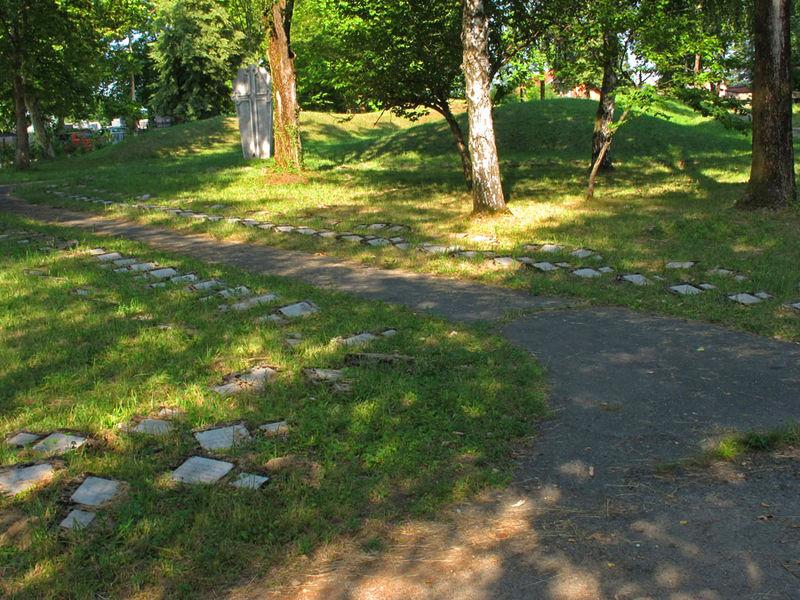 Monument Massamoord Sanski Most