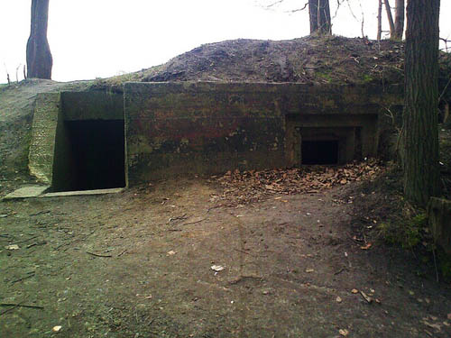 Polish Pillbox Sopot