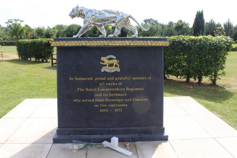 Memorial Royal Leicestershire Regiment