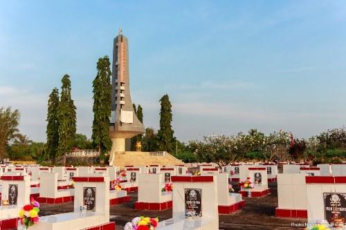 Militaire Begraafplaats Cau Ke