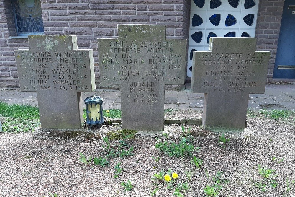 German War Graves Kallmuth