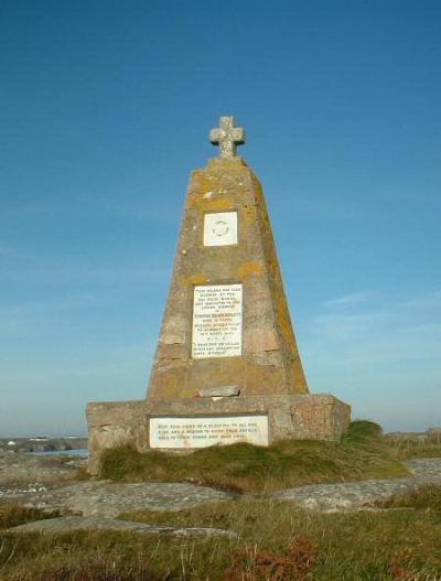 Memorial Edmund Brian Doherty