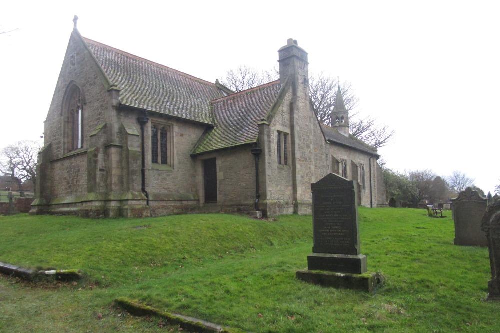 Commonwealth War Graves St. George Churchyard