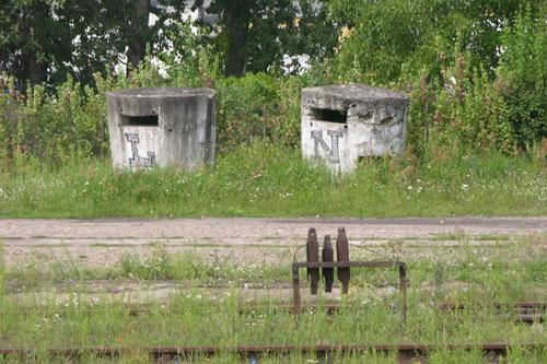 Festung Breslau - Mitrailleursnesten