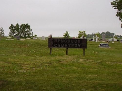 Commonwealth War Grave Bengough Cemetery