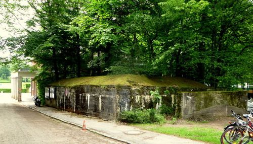 Air Raid Shelter Waldstadion