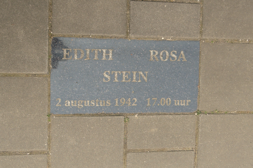 Memorial Edith and Rosa Stein Echt