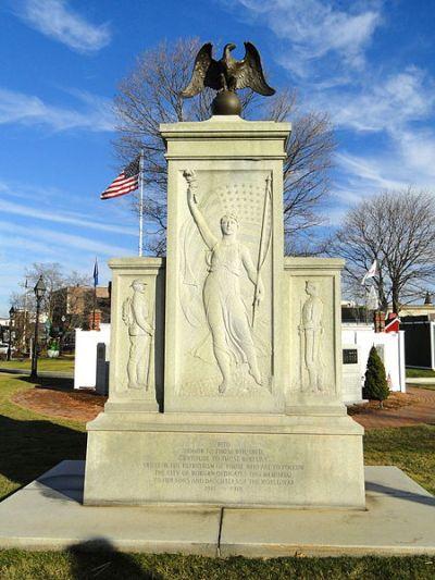 War Memorial Woburn