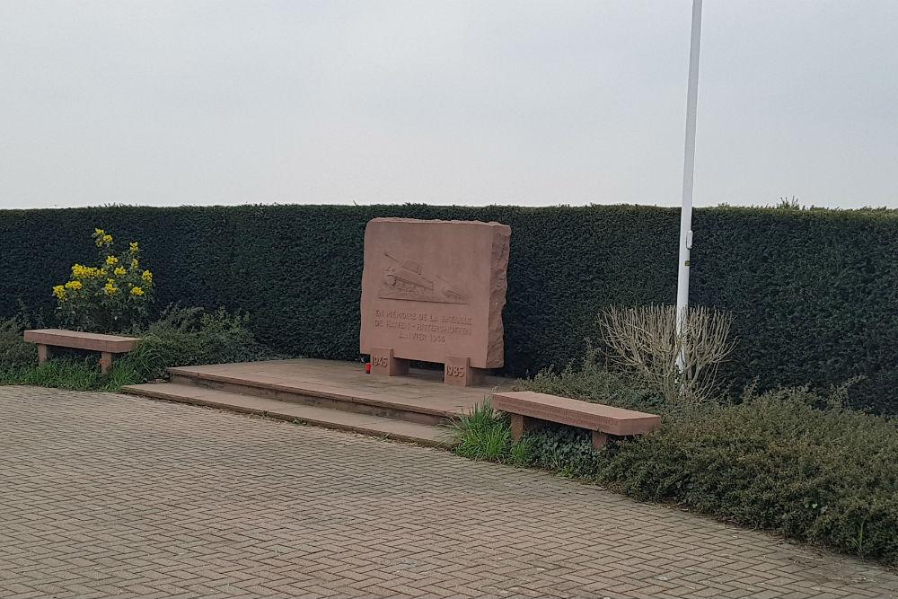 Oorlogsmonument Rittershoffen