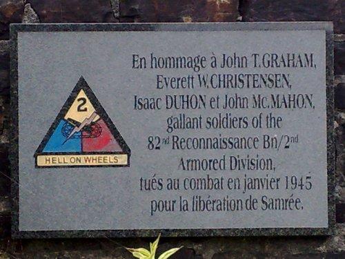Monument 82e Pantserverkenningsbataljon