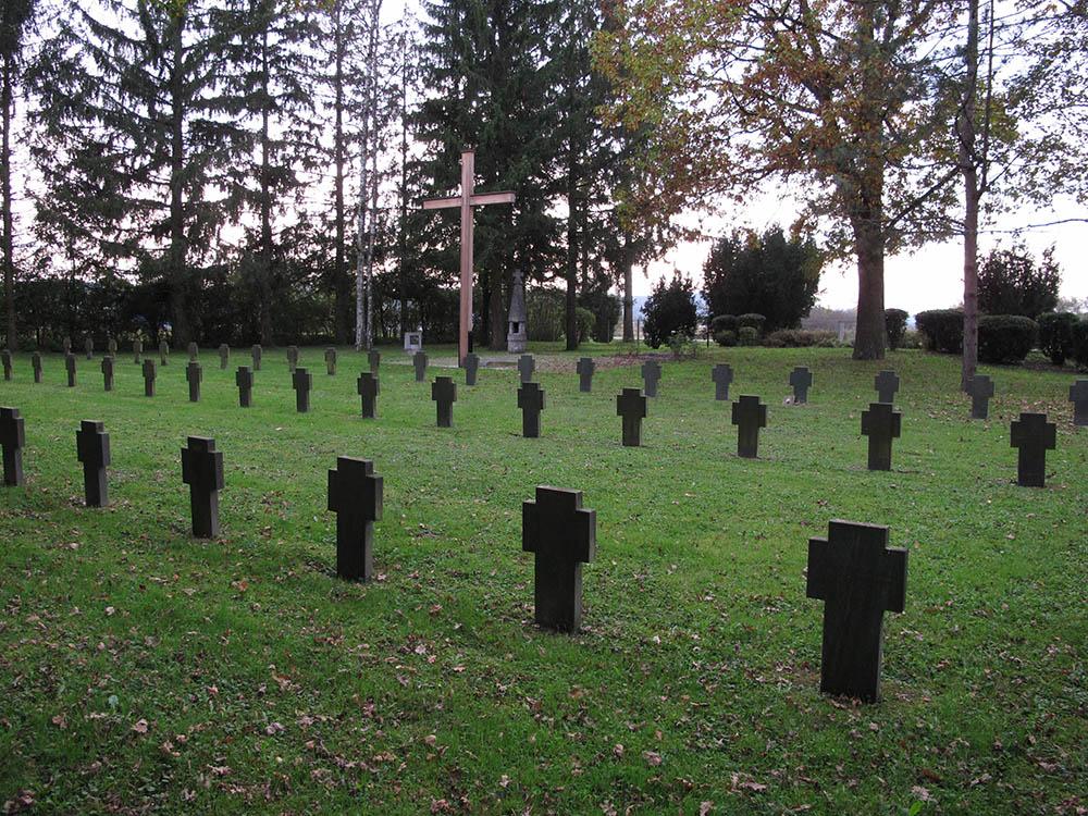 Duitse Oorlogsbegraafplaats Fürstenfeld