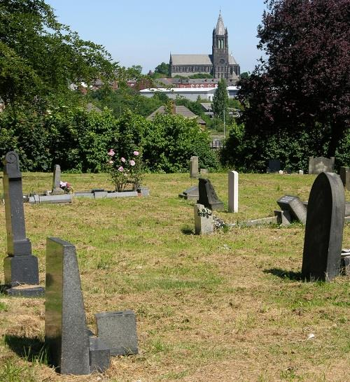 Commonwealth War Graves Upper and Lower Wortley Cemetery
