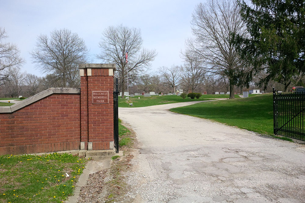 Amerikaans Oorlogsgraf Hillcrest Cemetery