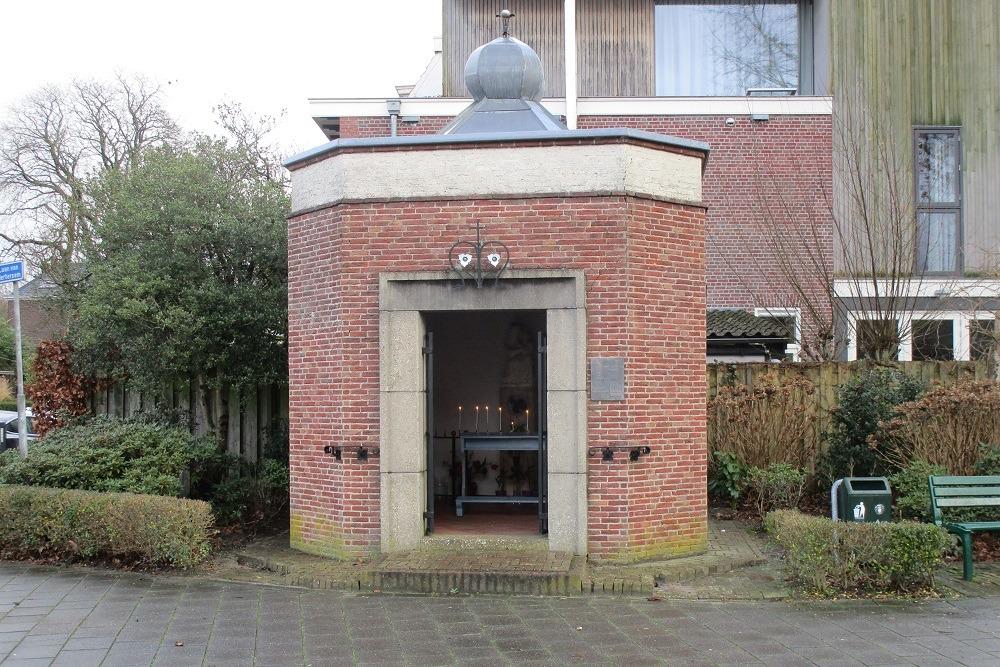 Bevrijdingskapel 1e Poolse Pantserdivisie Princenhage (Breda)