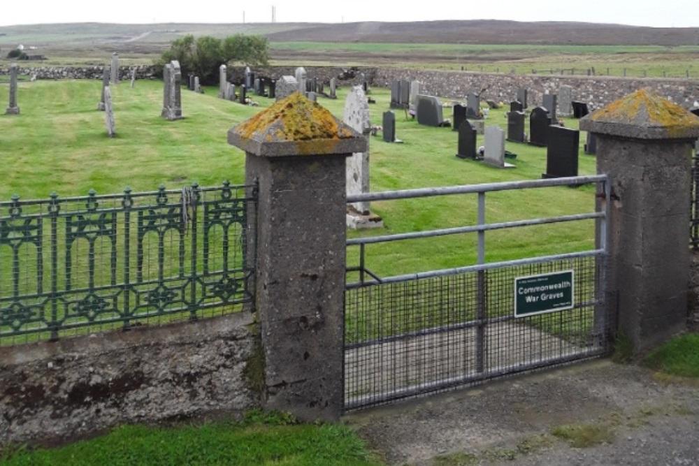 Oorlogsgraven van het Gemenebest Laxobigging Cemetery