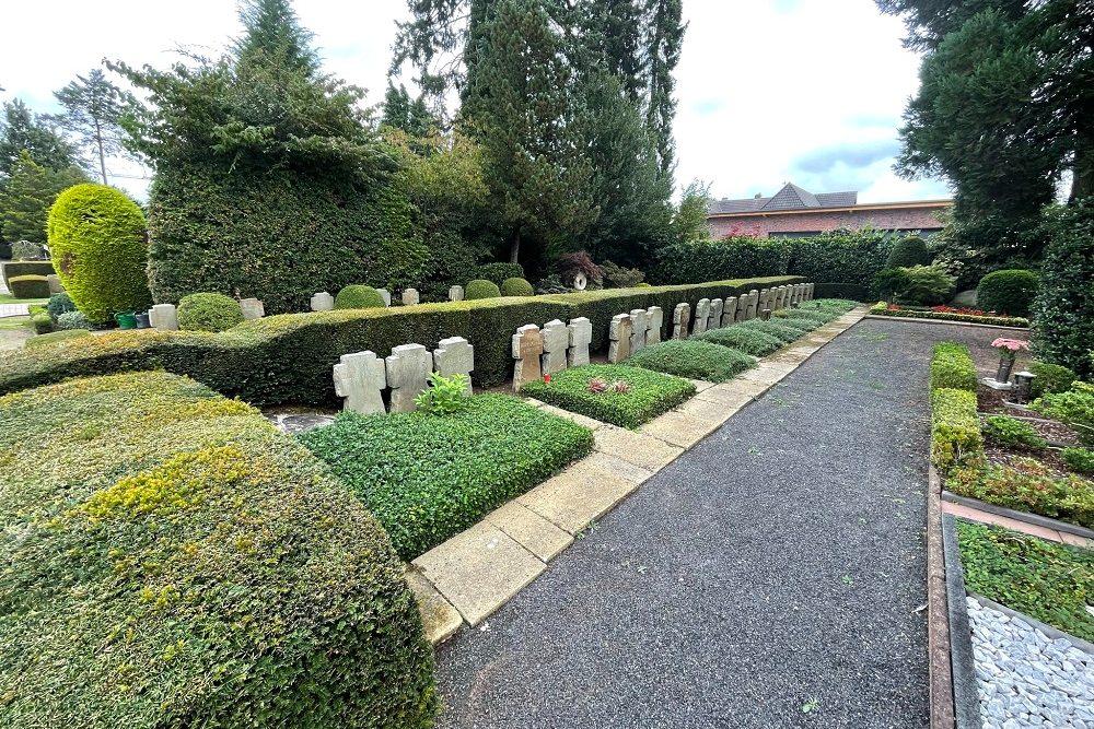 Duitse Oorlogsgraven Südlohn