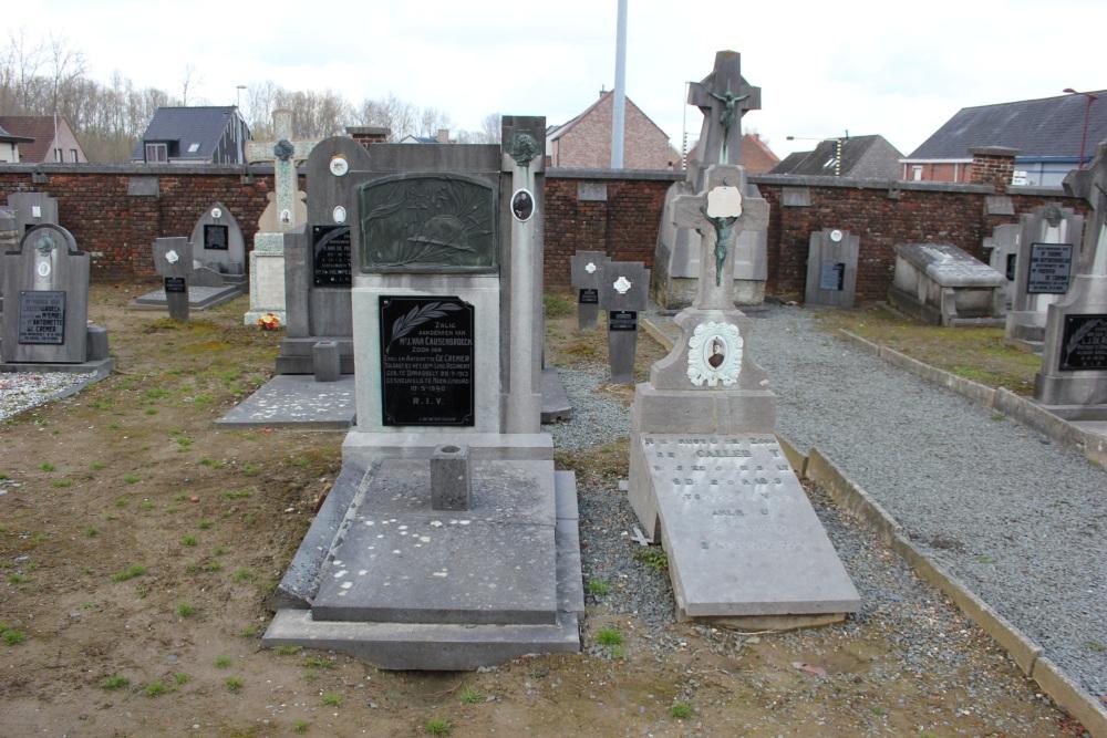Belgian War Graves Ophasselt