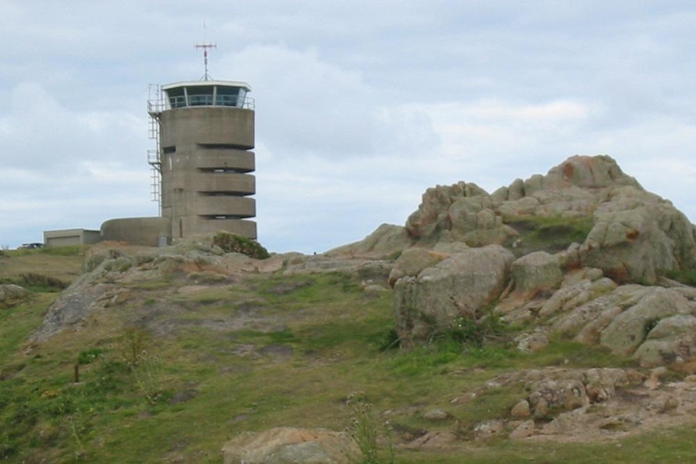 Reis!-tip: Slapen in een radiotoren op Jersey