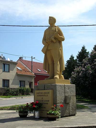 Bevrijdingsmonument Čebín