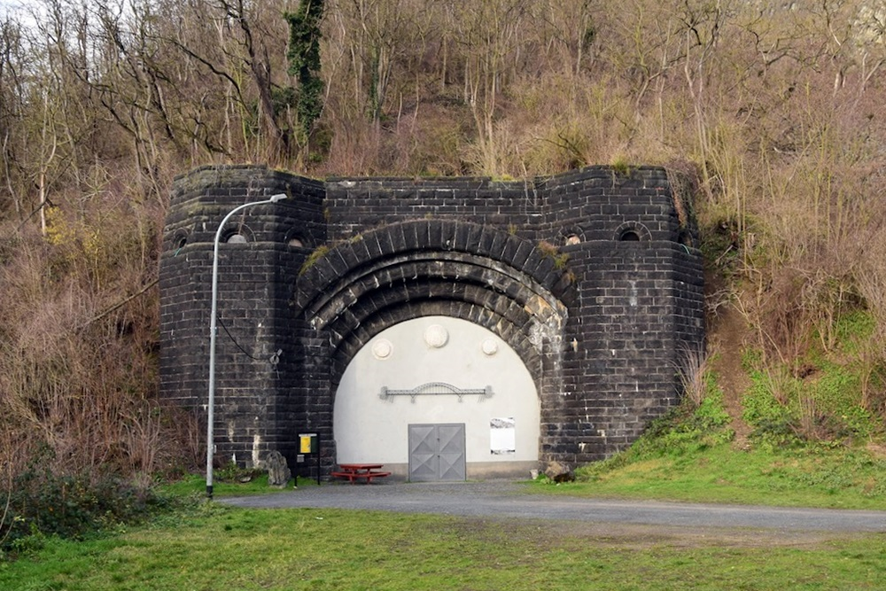 Railway Tunnel Erpel