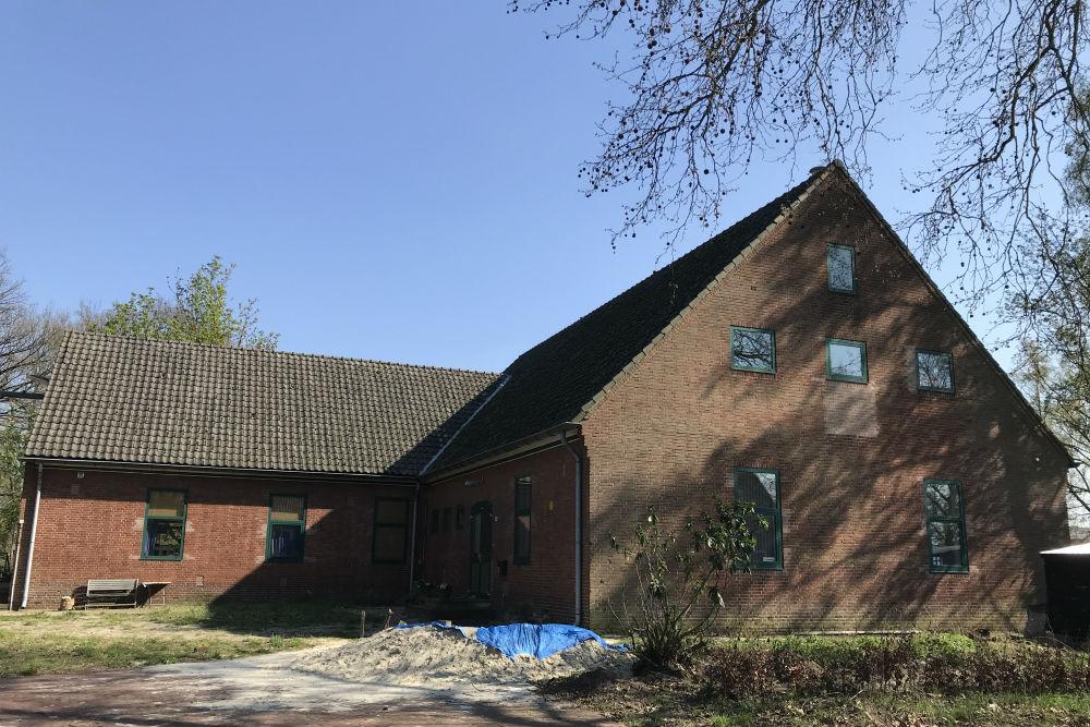 Building Z4 Warehouse Zuidkamp