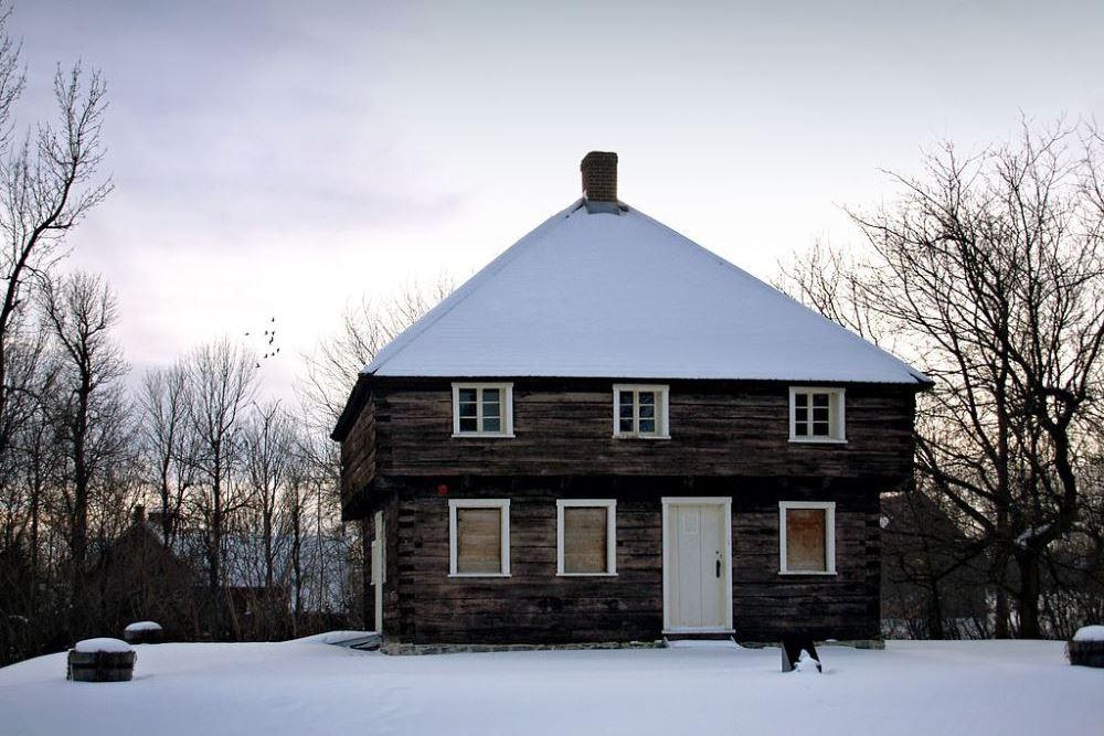 Lacolle Mills Blockhouse