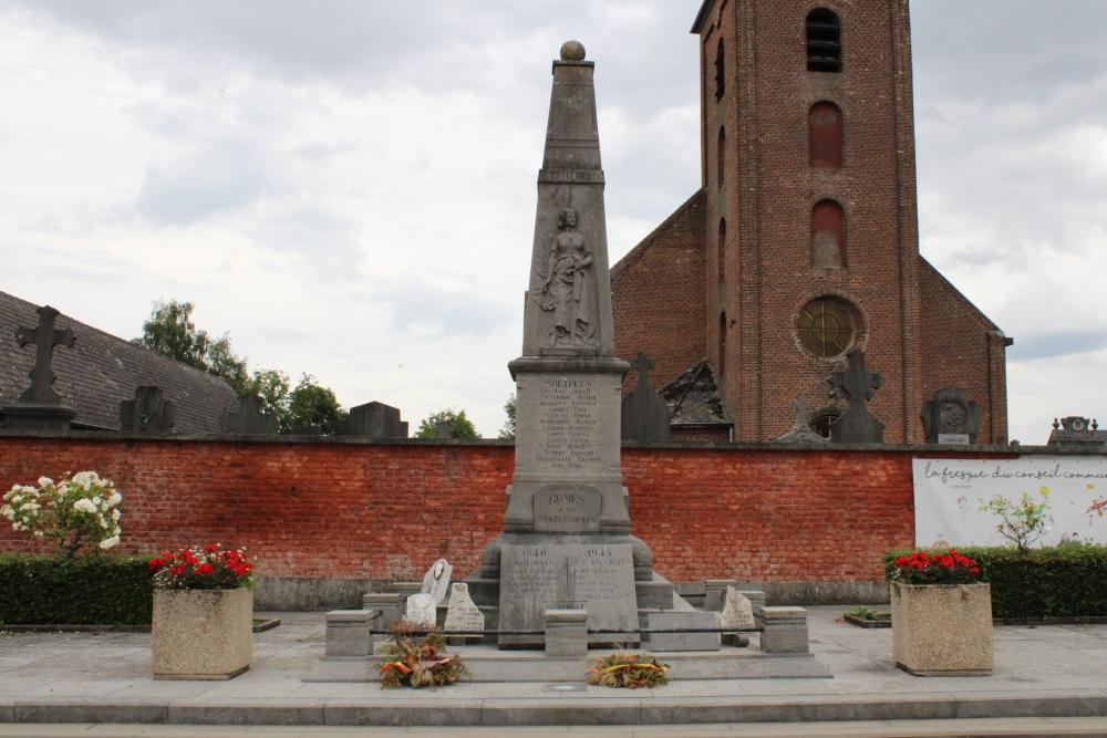 War Memorial Rumes