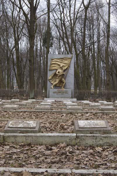 Sovjet Oorlogsgraven Pokrov
