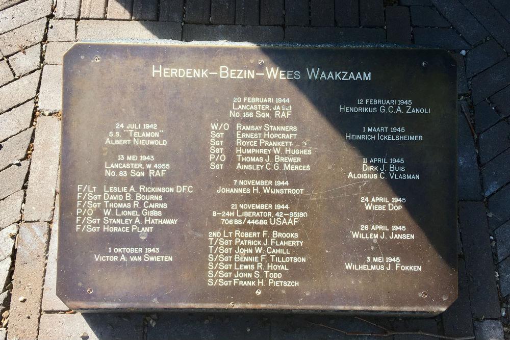 War Memorial Eemnes