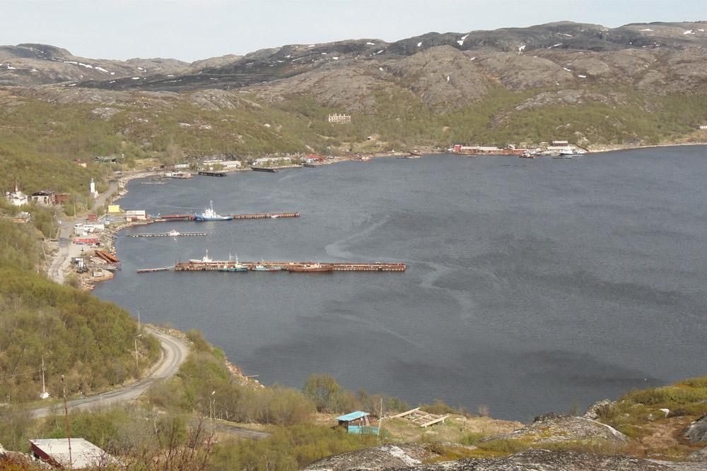 Liinahamari Harbour