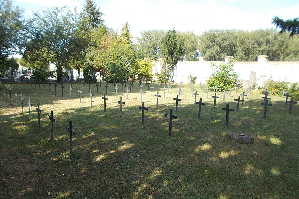 Duitse Oorlogsgraven Mosonmagyaróvár