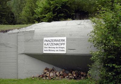 Westwall-museum Panzerwerk 'Katzenkopf '
