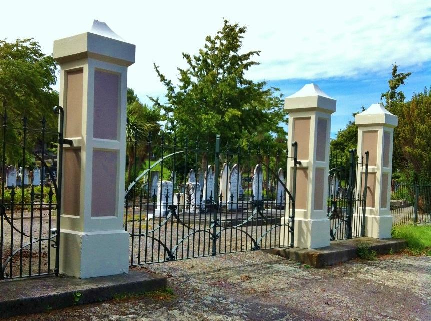Oorlogsgraven van het Gemenebest Terrace End Cemetery