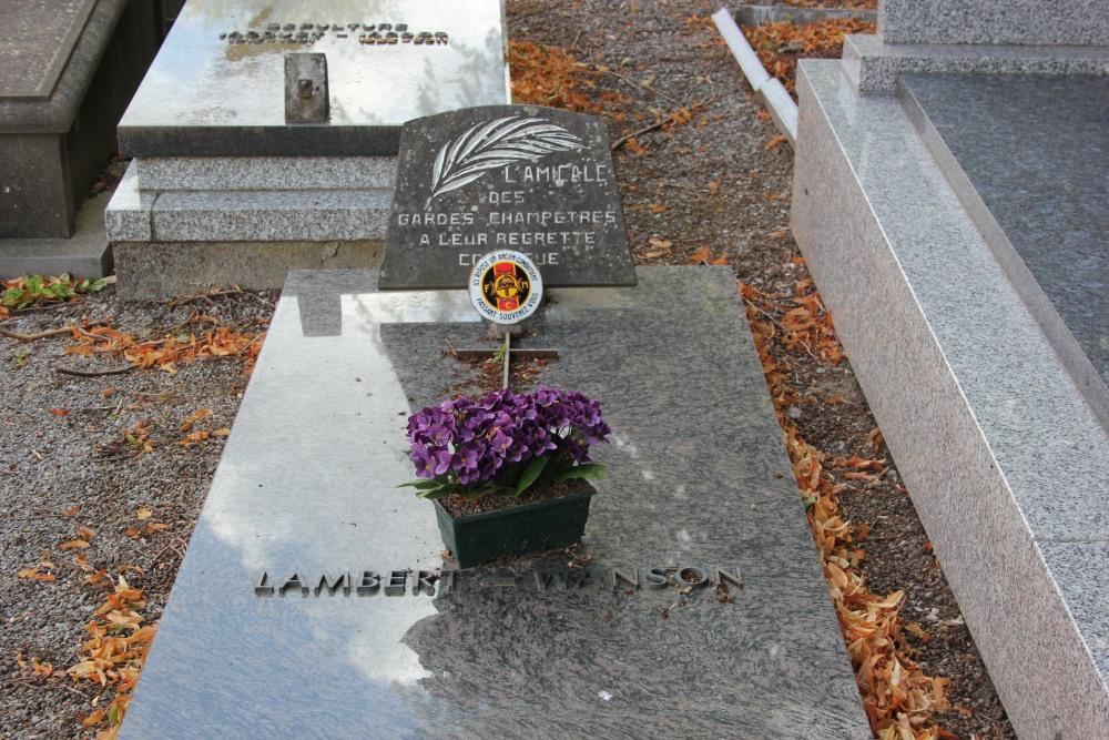 Veteran War Graves Hannêche