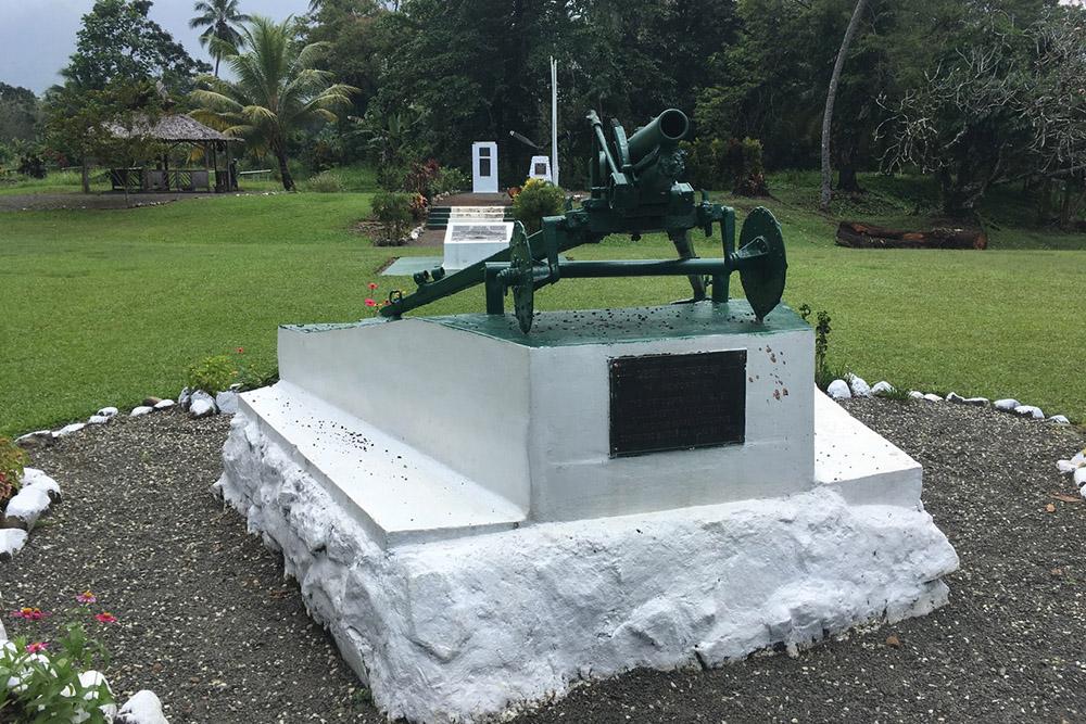 Turnbull War Memorial Park