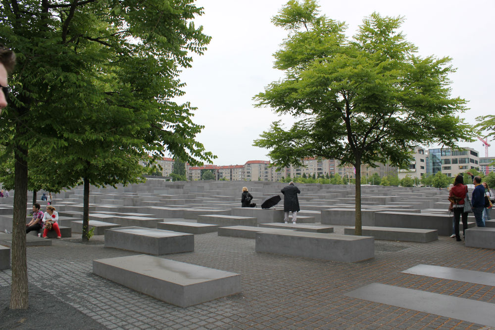 Holocaustmonument Berlijn