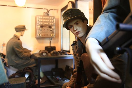 Military Technical Museum - Riese-Molke