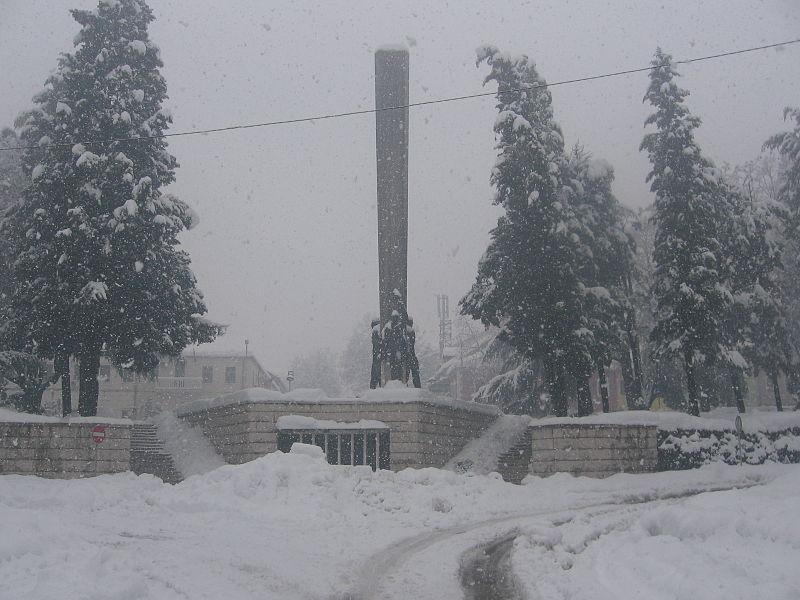Monument Omgekomen Partizanen Danilovgrad