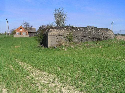German Bunker Jeziory