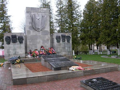 Sovjet Oorlogsbegraafplaats Shumilino