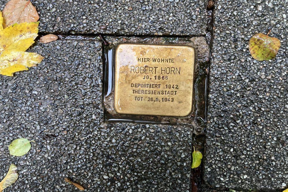 Stumbling Stone Dreiweidenstraße 4