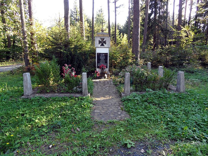 Former German Mass Grave Oberwart