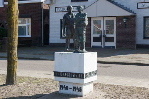 War Memorial Hunsel