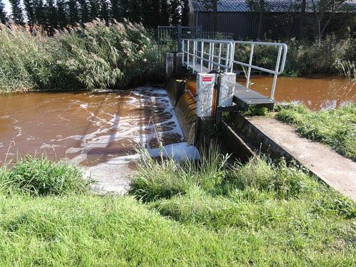 Peel-Raamstelling - Weir Leeuwerikstraat (Mill)