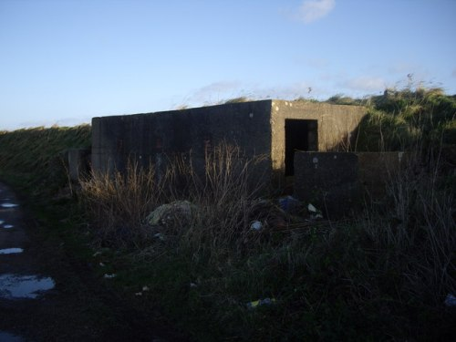 Military Building Gedney Drove End