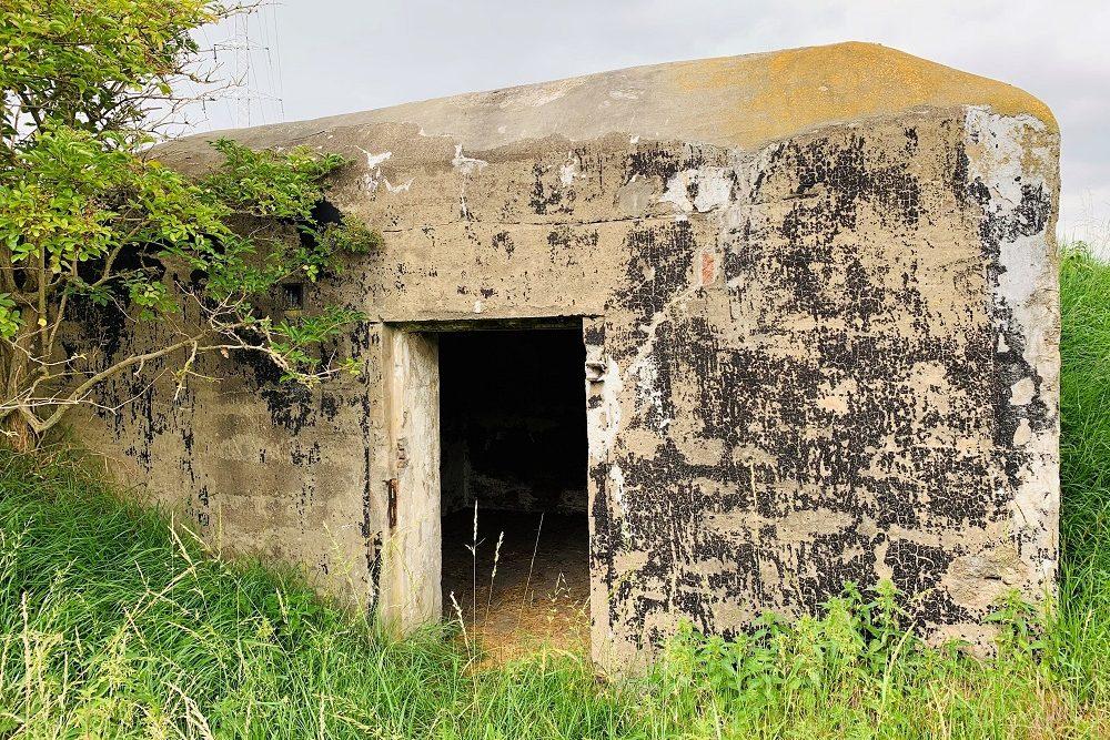 Duitse Bunker Fort Liefkenshoek