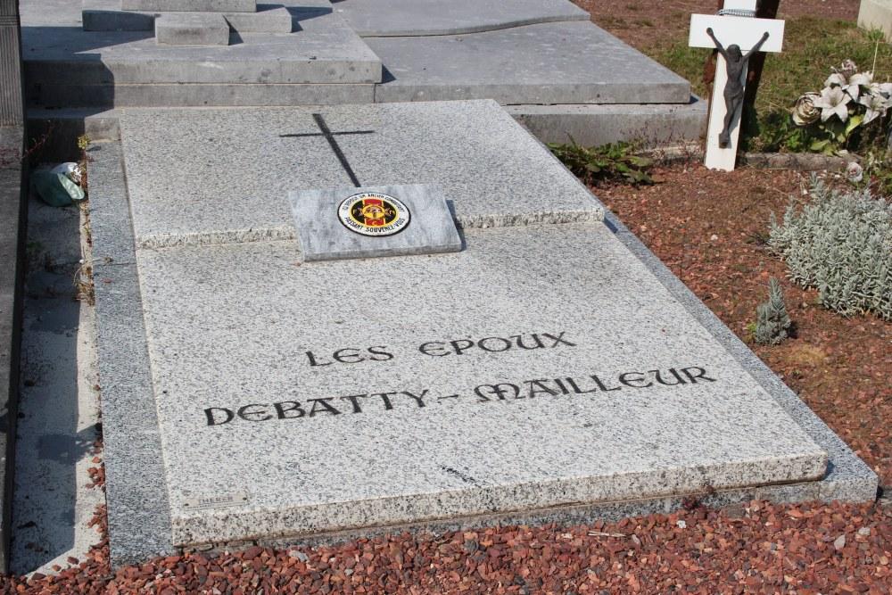 Veteran War Graves Deigné