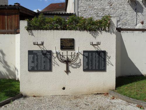 Monument Slachtoffers Auschwitz